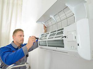 Sostituire il condizionatore d'aria